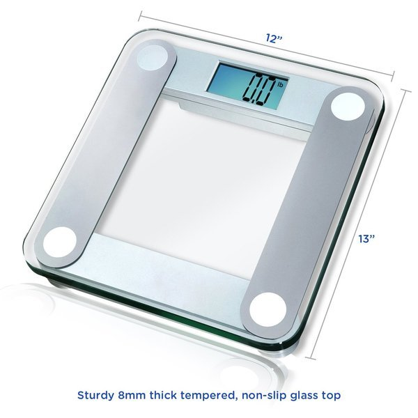 eatsmart precision digital bathroom scale - Bathroom Scales