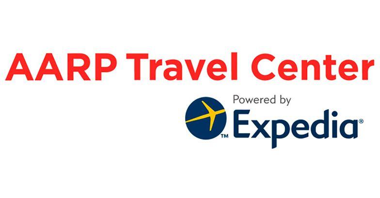 Expedia AARP Travel Center