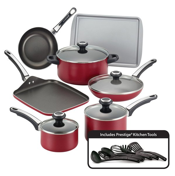 Farberware High Performance Nonstick 17 Piece Set