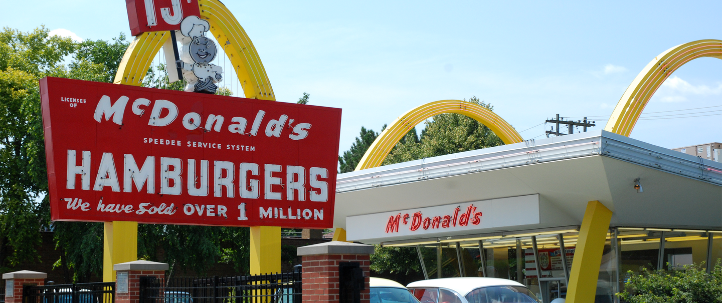 Fast Food History What 20 Eateries Were Like In The Old Days Cheapism Com