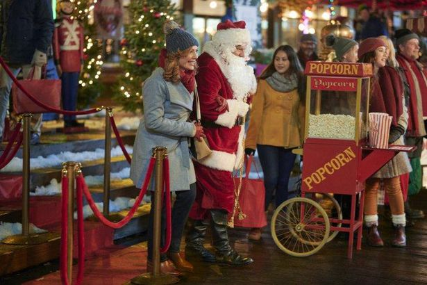 Hallmark's 'Five Star Christmas '