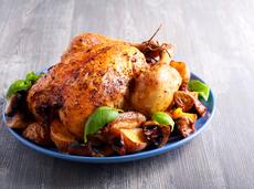 Fresh Whole Roaster Chicken