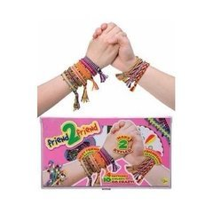 Friend 2 Friend Friendship Bracelet Kit