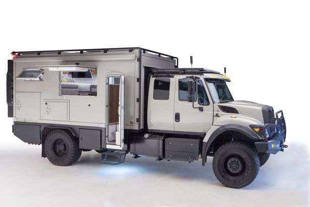Global Expedition Vehicles Safari Extreme 4x4 Rv