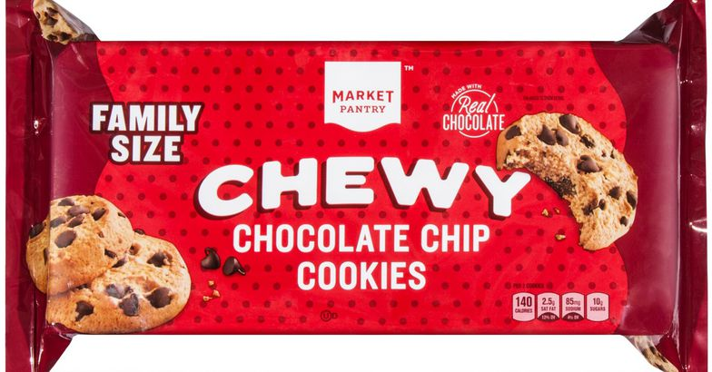 target market pantry chewy chocolate chip cookies