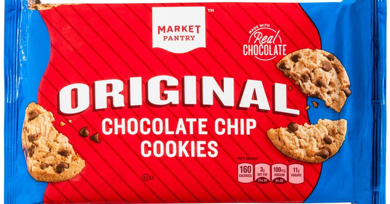 Target Market Pantry Original Chocolate Chip Cookies