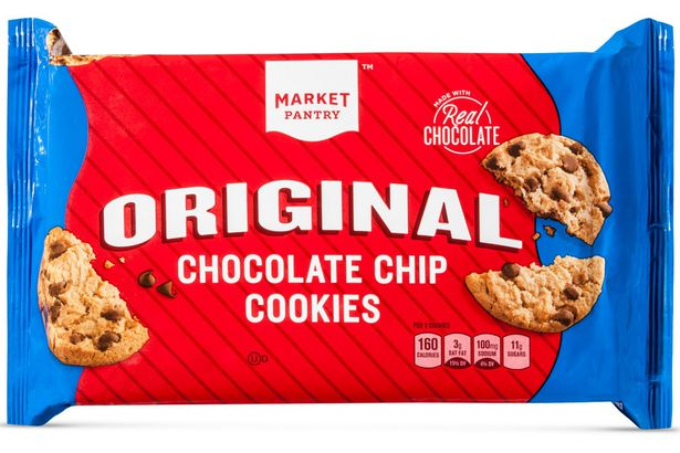 f809a9cf2f71 Target Market Pantry Original Chocolate Chip Cookies