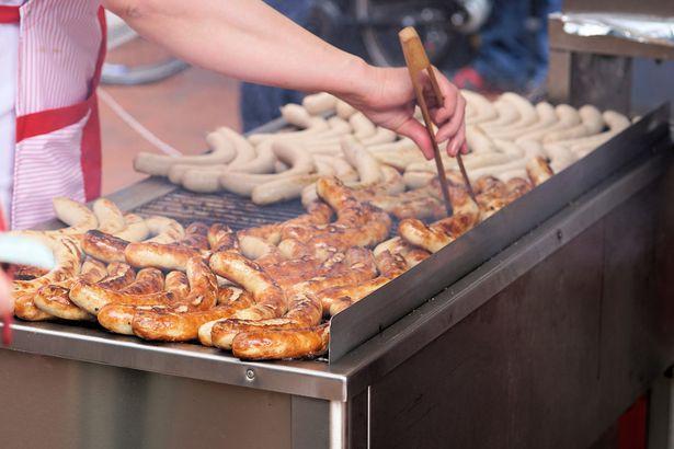 Germany's Bratwurst