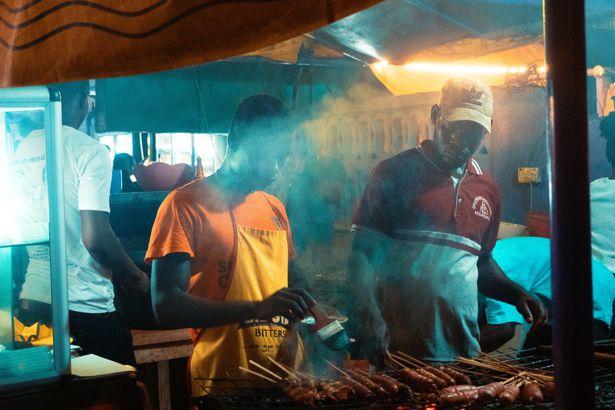 Ghana's Chichinga