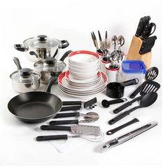 Gibson Home Essentials Total Kitchen 83-Piece