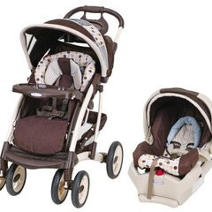 Graco Quattro Tour Deluxe Travel System