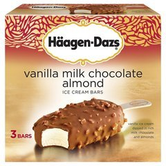 Haagen-Dazs Ice Cream Bar