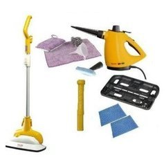 Haan Deluxe Total Home Steam Cleaning System