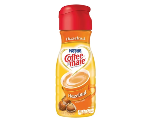 Coffee-Mate Creamer (Hazelnut)