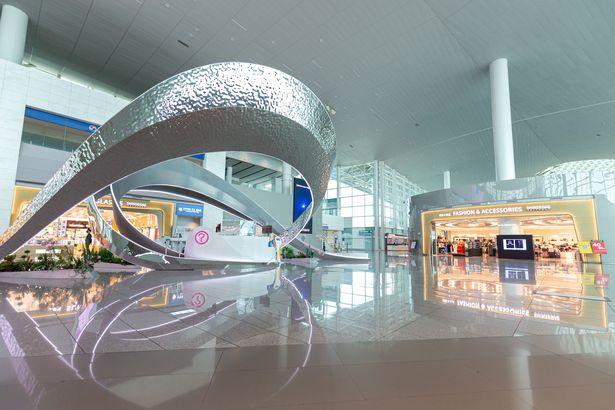 Incheon Terminal 2