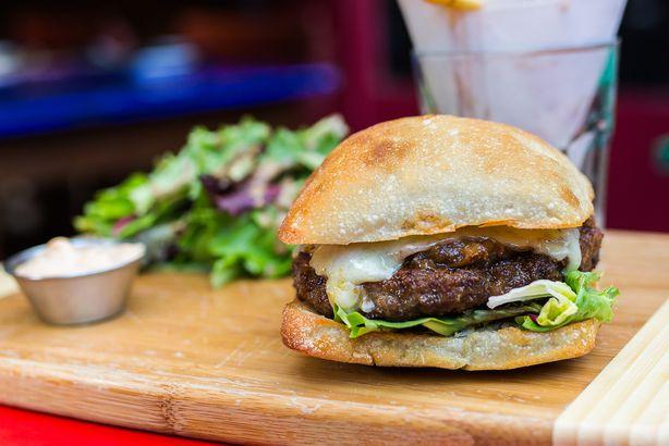 Burger recipes - restaurantbusinessonline.com