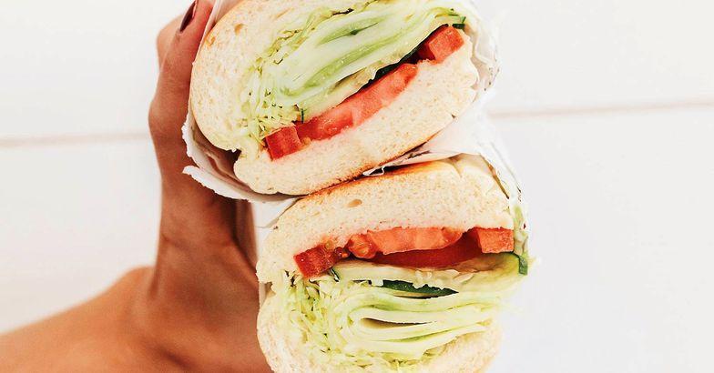 Jimmy John's sub sandwich