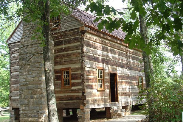 Joel Eddins House