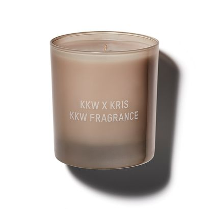 Kim and Kris candle