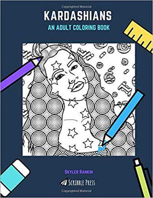 Kardashian coloring book