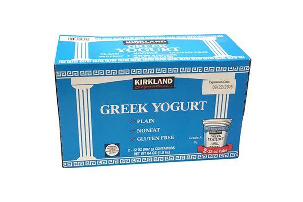 Kirkland Signature Greek Yogurt