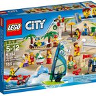 Lego City Fun at the Beach People Pack