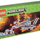 Lego Minecraft The Nether Railway