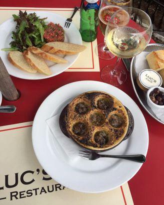 Luc's Cafe & Restaurant