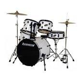 Ludwig LC125 Accent CS Combo Drum Set w/ Zildjian Cymbals