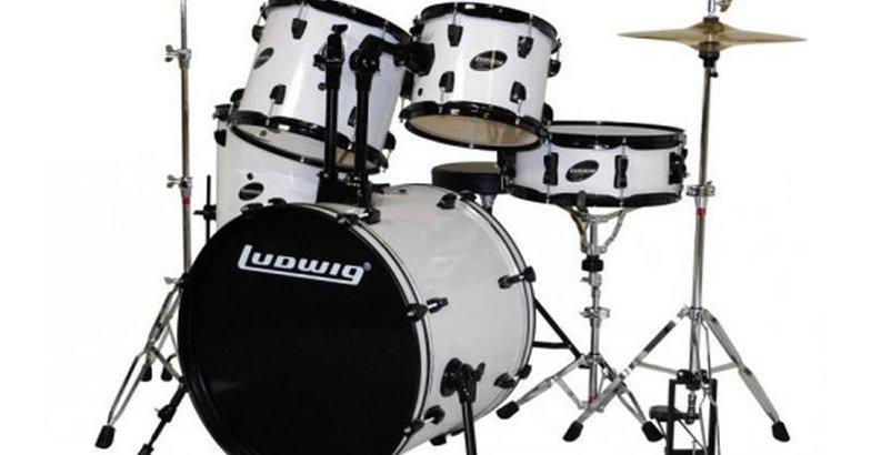 cheap drum sets cheapism. Black Bedroom Furniture Sets. Home Design Ideas