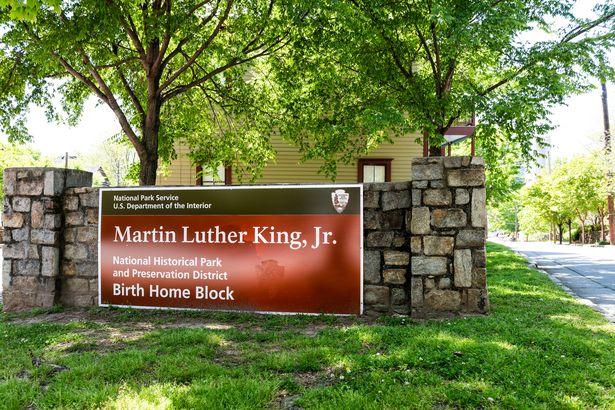 MLK Jr National Historical Park