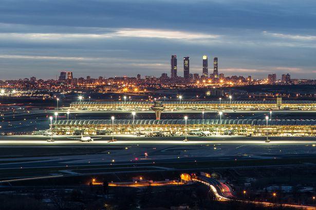 Madrid-Barajas Airport