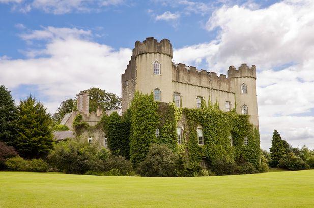 Malahide Castle,