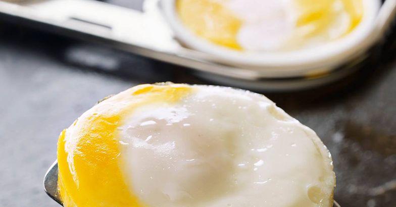 McDonald's round eggs