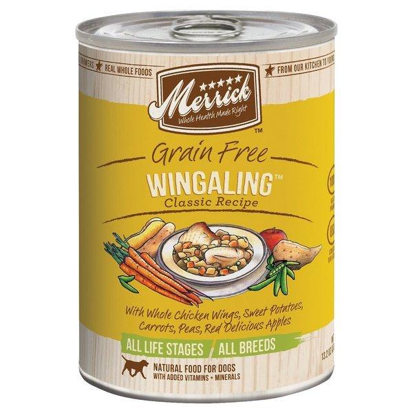 Taste Of The Wild Canned Dog Food Ingrediants