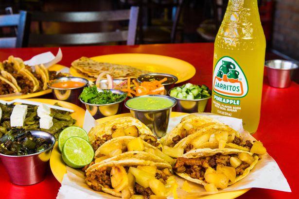 Mexico's Tacos al Pastor
