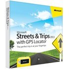 Microsoft Streets & Trips 2013 with GPS Locator