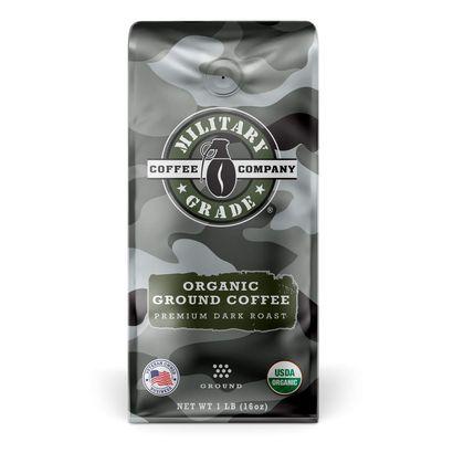 Military Grade coffee