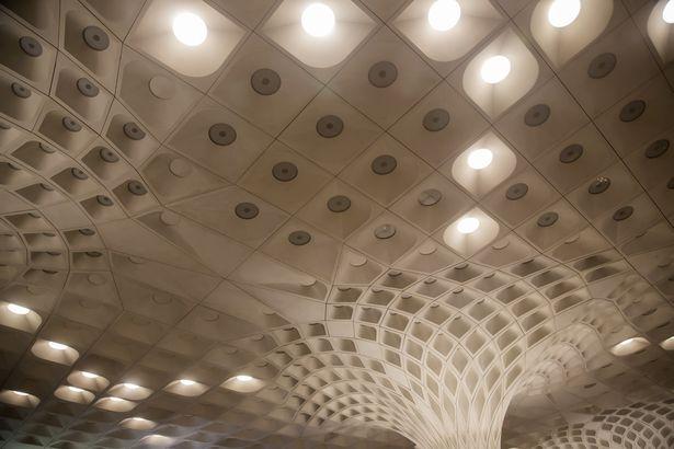 Mumbai ceiling