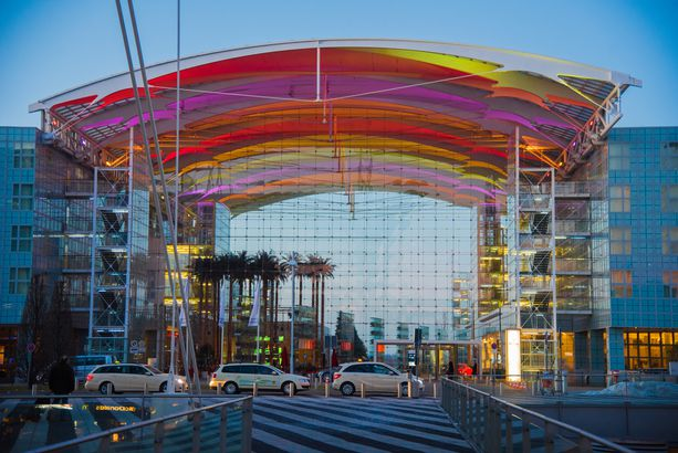 Munich Airport event space