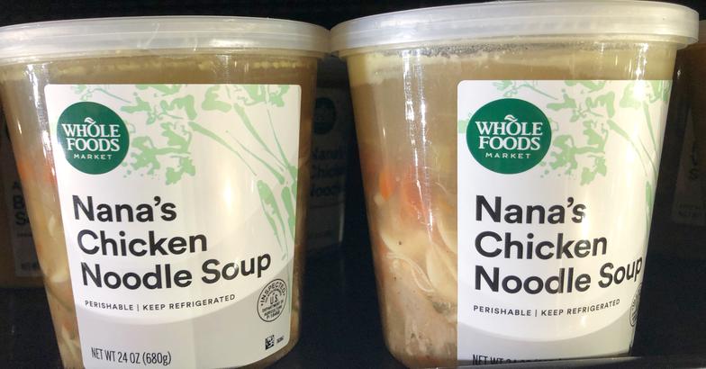 Nana's Chicken Noodle Soup