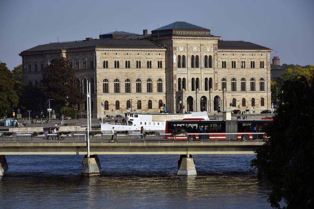 Nationalmuseum Sweden