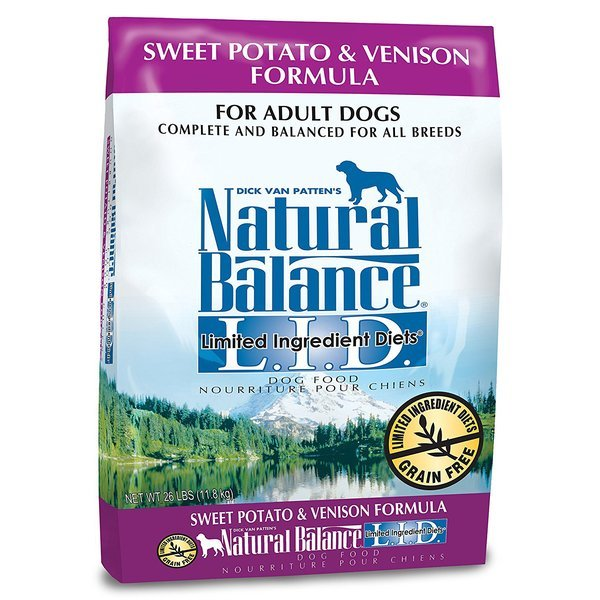 Natural Balance Limited Ingredient Diets High Protein Dog Food Review