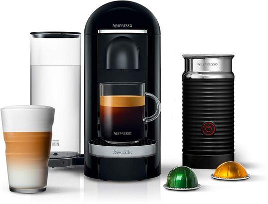 Nespresso VertuoPlus bundle
