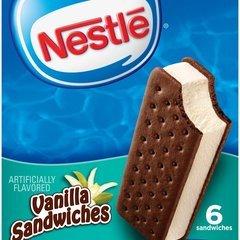 Nestle Vanilla Sandwich