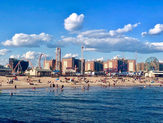 New York's Coney Island