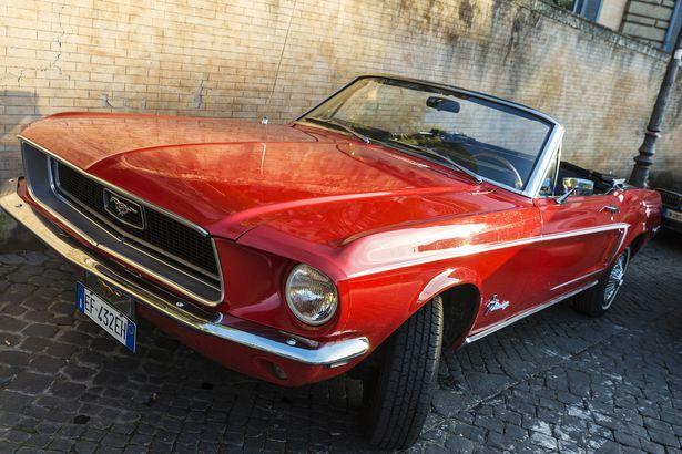 Original 1964 Ford Mustang