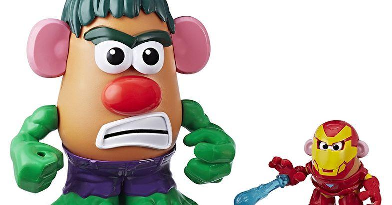 Mr. Potato Head Marvel Agents Of S.p.u.d.