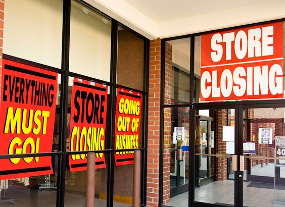 Retail In Ruins