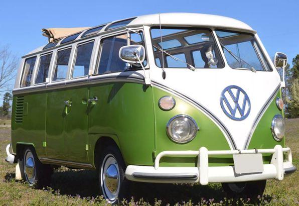 volkswagen VW  TRANSPORTER combi  Westfalia T3 T4 Plaque de rue T2 T1